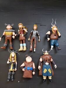 how to train your dragon figures toys hiccup astrid.M8