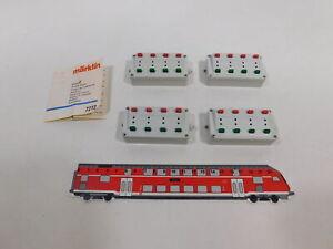 CU115-0,5# 4x Märklin H0 etc 7272 Stellpult, geprüft, sehr gut