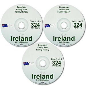 Family History Tree Genealogy Ireland Free Postage