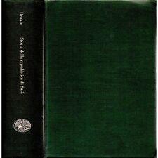 LIBRI - Storia della repubblica di Salò