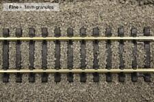 More details for bulkscene - 1mm & 3mm model rail track ballast gravel granite grey oo/ho