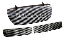 For 2002-2003 Nissan Maxima SE/GXE Billet Grill Premium Grille Combo Insert