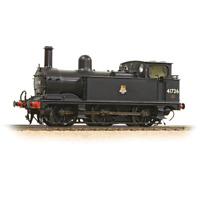 Bachmann 31-435 OO Gauge MR 1F Tank Enclosed Cab 41726 BR Black