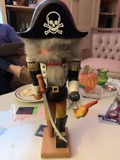 Nutcracker Steinback Pirate
