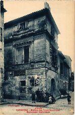 CPA Narbonne-Maison des Trois Nourrices Monument historique (261461)