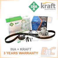 INA KRAFT HD TIMING BELT KIT & WATER PUMP SET AUDI A4 B5 A6 C5 1.9 TDI
