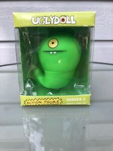 Uglydolls Series 2 Action Figures Uglyworm Green