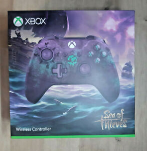 Microsoft Xbox One Controller SEA of THIEVES  - FERRYMAN  DLC  Included - SEALED