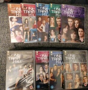 One tree hill - The Complete Collection 1-9 Dvds