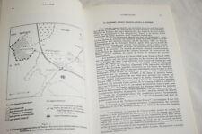 HISTOIRE LA FORET MODERNE ET ANCIENNE CORVOL  BOTANIQUE PLANS 1991