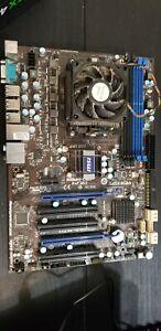 MSI 870A G54 AM3, AMD Phenom II 945 with IO plate