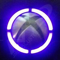 Xbox 360 Controller LED MOD ROL Ring of Light (Purple UV)
