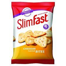 Slim Fast Cheddar Bites Snack Bag 22 g - Pack of 12