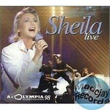 SHEILA LIVE A L'OLYMPIA 98 CD (#14)