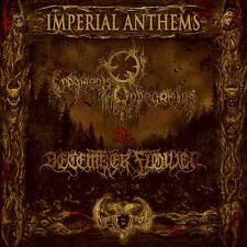 "FRAGMENTS OF UNBECOMING / DECEMBER FLOWER - Imperial Anthems Vol.16 - Split 7"""