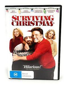 Surviving Christmas DVD Region 4 Free Postage