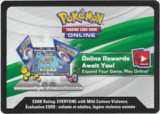 20x POKEMON Sun & Moon Crimson Invasion Online Booster Codes + 2 Free Codes!!