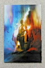 FLASH #750 Bosslogic Planet Awesome ECCC VIRGIN VARIANT COVER C DC 2020 NM