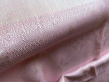 """Large Scarf shawl Louis Vuitton monogram wool & silk NEW 54"""" square"""