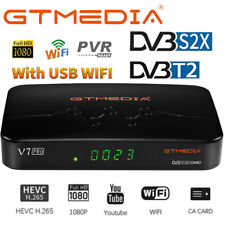 GTMEDIA HD Digital Satellite Terrestrial Receiver Combo DVB-S/S2X/T/T2 DiSEqC1.2