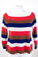 COS Pullover Gr. S Baumwolle A-Linie Pulli Strick Feinstrick Sweater Jumper