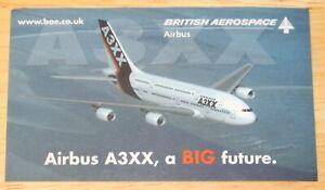 Airbus A3XX British Aerospace Sticker