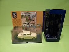 TINTIN HERGE 031 MG 1100 1960 - L'ILE NOIRE 1966 - MINT IN BOX