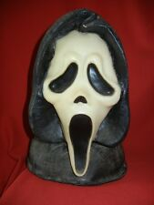 LIFE SIZE BUST of GHOSTFACE from SCREAM - HALLOWEEN DISPLAY PIECE PROP