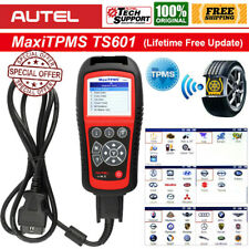 Autel MaxiTPMS TS601 OBDII Car TPMS Reset Programming Diagnostic Scanner Tool