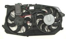 Dual Radiator and Condenser Fan For 2005-2007 Ford Five Hundred/Freestyle