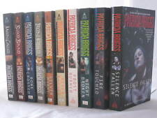 Mercy Thompson #1-10: Book Series by Patrica Briggs (Mass Market Paperback)