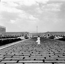 TURQUIE c. 1960 -Mausolée d'Atatürk Allée des Lions Ankara-Négatif 6 x 6 - Tur 1