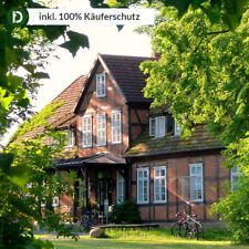 Müritz 4 Tage Kurzurlaub Hotel Gutshof Woldzegarten Reise-Gutschein