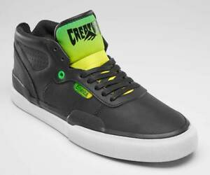Emerica Shoes PILLAR X CREATURE Black US SIZE Skateboard Sneakers