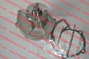 TOYOTA FORKLIFT TRUCK 7FGCU25 WATER PUMP,PRODUCTION PERIOD:9908-0701