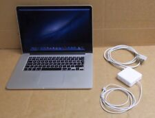 "Apple MacBook Pro 15"" i7-3635QM 2.4Ghz 16GB 256GB SSD A1398 ME664LL/A 10.8.5"