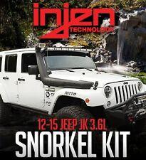 Injen Amphibious Assault Snorkel : Jeep Wrangler JK