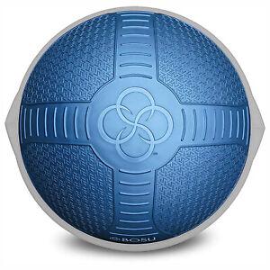 Bosu Pro NexGen 65CM Home Fitness Exercise Gym Balance Trainer with Pump, Blue