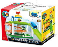 "The Little Bus TAYO ""Parking center play set"" Toy Korea animation TV character"