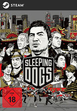 Sleeping Dogs (PC 2012, Nur Steam Key Download Code) No DVD, Steam Key Code Only