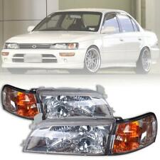 FOR TOYOTA COROLLA WAGON 1993-97 AE100 AE101 EE E100  PA36 FRONT HEADLIGHT
