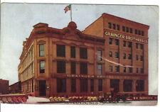 CK-106 NE, Lincoln Grainger Brothers Advertising Divided Back Postcard Horse Wag