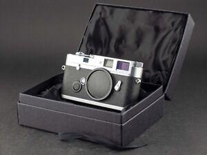 Leica MP 0.85 10301 silber silver FOTO-GÖRLITZ Ankauf+Verkauf