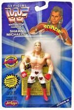 1996 WWF WWE Just Toys Shawn Michaels Bendie MIP Wrestling Figure Series 3 HBK