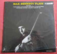 MAX BENNETT LP REED ESP FRESHSOUND  PLAYS   BETHLEHEM