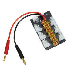 1S-3S XT30 LiPo Battery Parallel  Expansion Board With Balanced Cable Plug