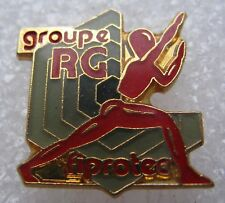 Pin's Groupe RG FIPROTEC #1264