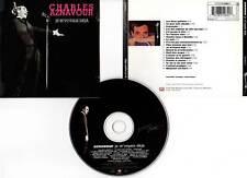 """CHARLES AZNAVOUR """"Je M'Voyais Déjà"""" (CD) 1995"""