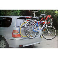 2 / 3 Bicycle carrier car rack bike trailer towbar new cycle universal saloon
