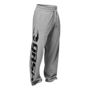 GASP Sweat Pants Grey Melange grau Gr. XXL Jogginghose Sporthose Gym Fitness